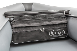Мягкая накладка с сумкой