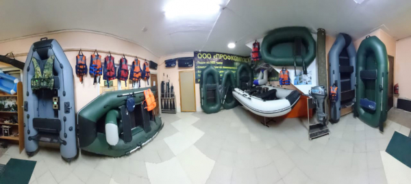 Магазин лодок из ПВХ STEFA_1